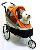 InnoPet Sporty Dog Trailer DeLuxe_