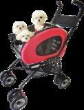 InnoPet - 5 in 1 pet stroller_
