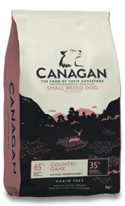 Canagan Country Game Small Breed