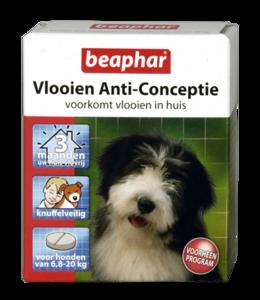 Vlooien Anti-Conceptie hond (6,7 tot 20kg) 3 tabletten