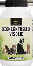 Frama Geconcentreerde Visolie 120 Capsules