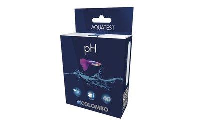 Colombo Aquatest pH 40 tests