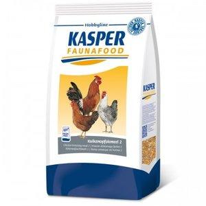 Kasper Faunafood Kuikenopfokmeel 2 4kg