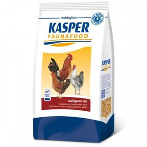 Kasper Faunafood Multigraan Kip 4kg