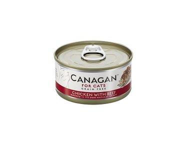 Canagan Chicken With Beef 75 Gram