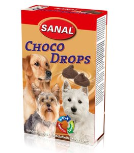 Sanal Choco Drops 125 Gram