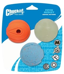 Chuckit! Fetch Medley Medium