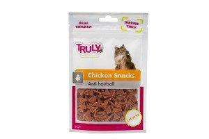 Truly Chicken Snacks Anti-Hairball 50 Gram