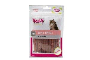 Truly Tuna Sticks Met Taurine 50 Gram