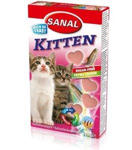 Sanal Kitten Snoepjes 30 Gram