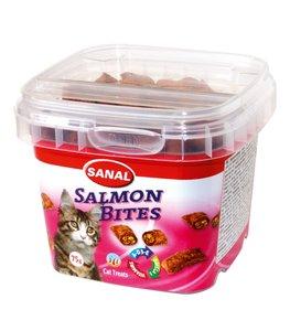 Sanal Salmon Bites 75 Gram