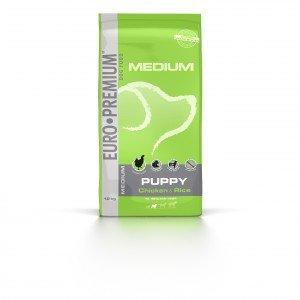 Euro Premium Puppy Medium Kip