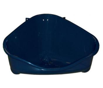 Knaagdier Toilet Blauw