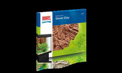 Juwel Stone Clay achterwand 60x55 Cm