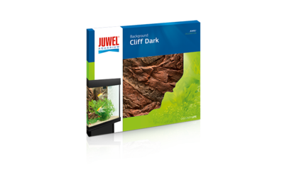 Juwel Cliff Dark Achterwand 60x55 Cm