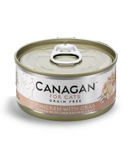 Canagan Chicken With Crab 75 Gram