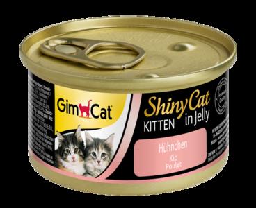 ShinyCat Kitten Kip In Gelei 70gram