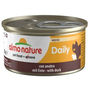Almo Nature Daily Mousse Eend 85gram