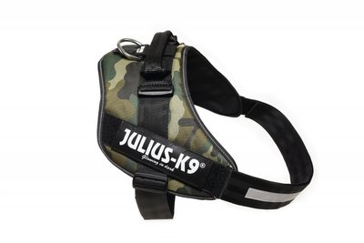 Julius K9 Powertuig Camouflage